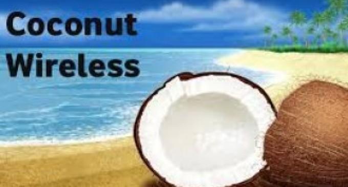 Coconut Wireless, 01 December 2016