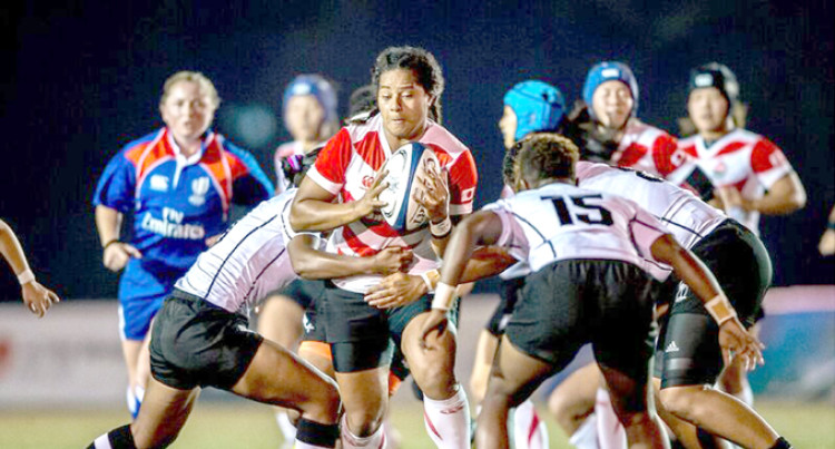 Bai: Effort, Financing Needed For Women's Rugby