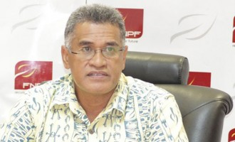 FNPF Urges Employers To File Contribution Schedule With Payments