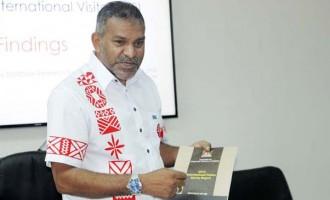 2014 IVS Will Help Stakeholders: Minister Koya