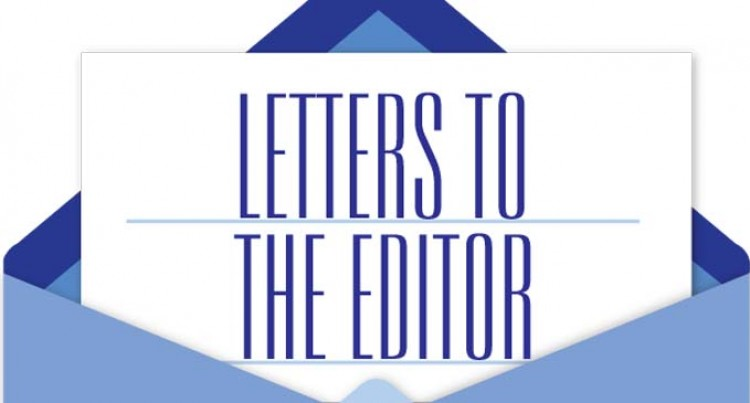 Letters To The Editor, 18th December 2016
