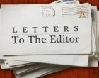 Letters To The Editor, Monday January 1, 2019