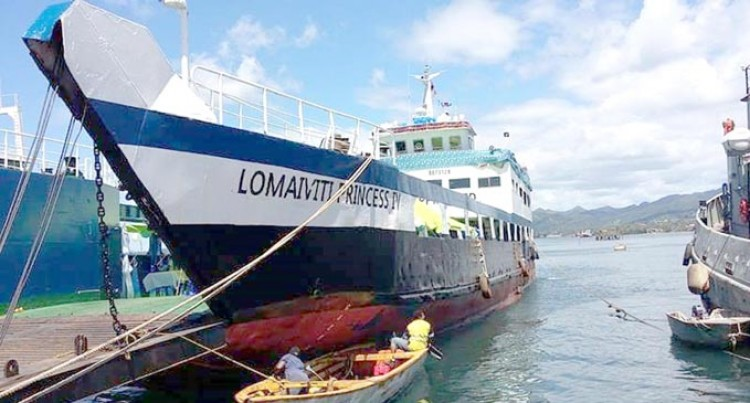 Lomaiviti Princess Iv To Begin Taveuni Service In January