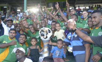 Nadi Football Sets 2017 Goal