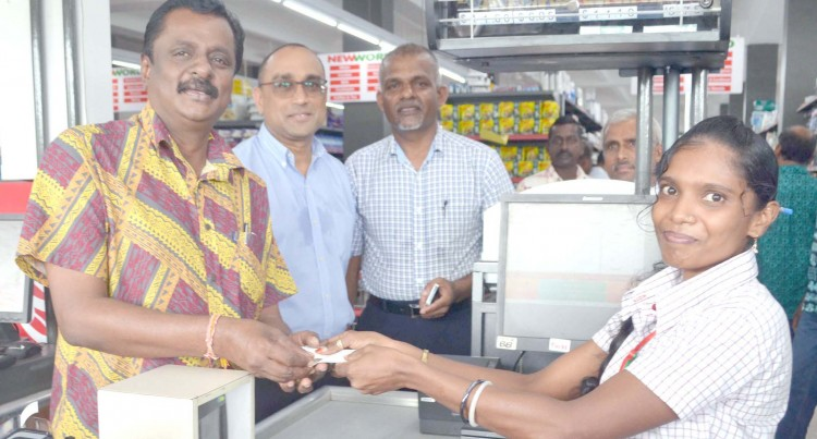 Bala Opens NewWorld In Labasa, Company Plans More Projects Over Next Four Years