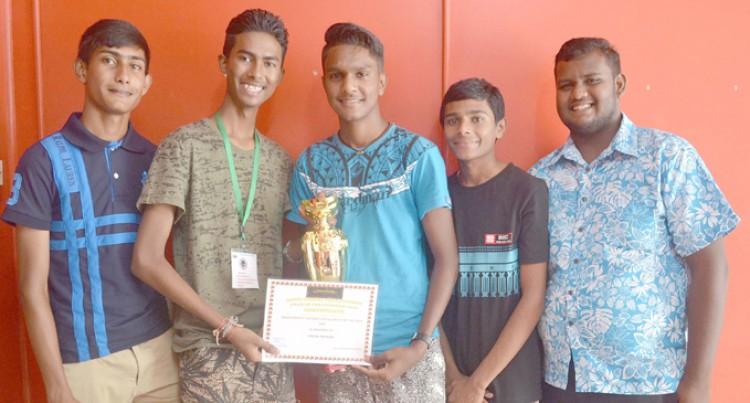 Arvin Wins Award