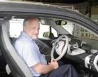Halabe's Innovative BMW Electric Car