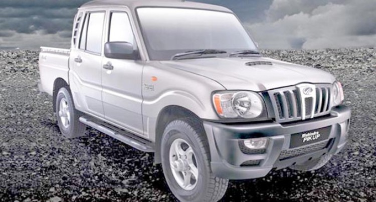 The Tough Mahindra Scorpio Ute