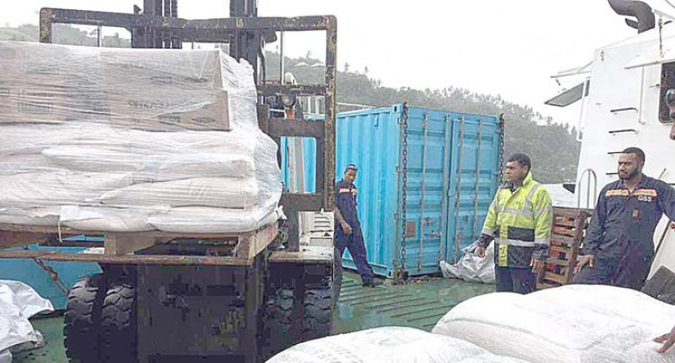 Relief Supplies For Qamea Island On Way