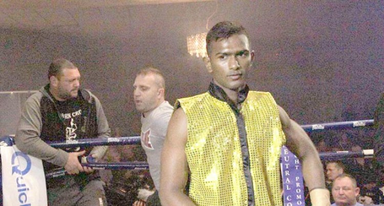 Singh To Fight For WBF Title