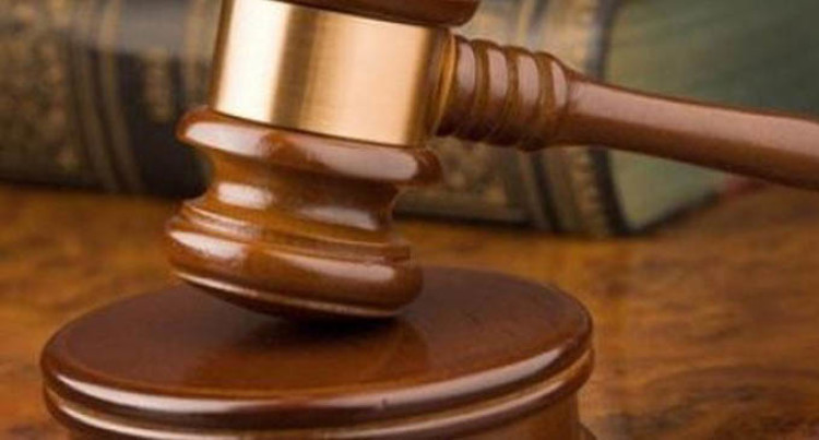 Alleged Robber Fronts Court