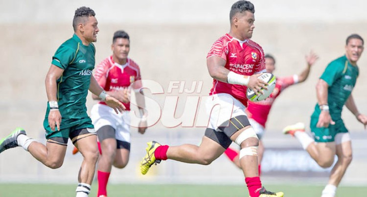 Tongans Too Strong For Cooks