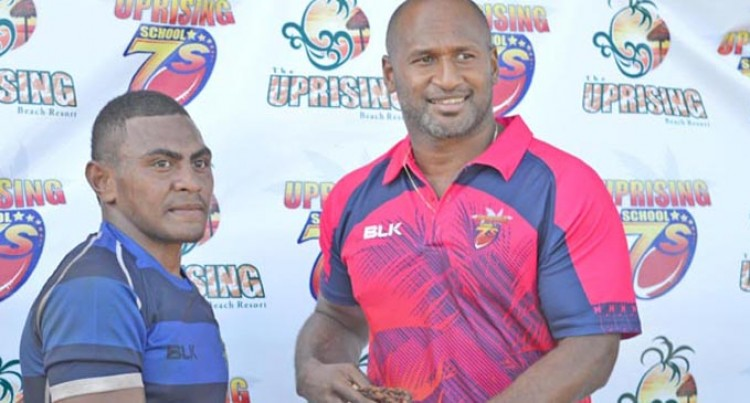 Champions Return To Uprising Youth Sevens