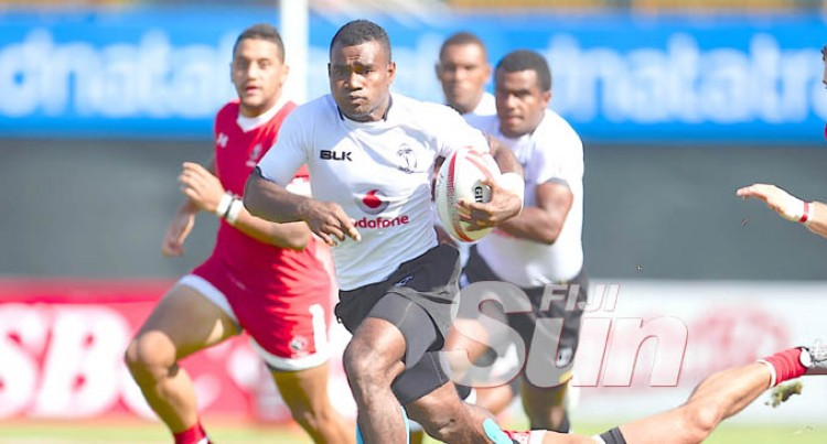 Shaky Start For Fiji