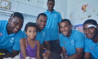 U20 Visit delights Children
