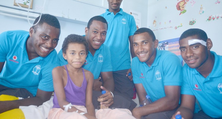 U20 Visit Delights Children