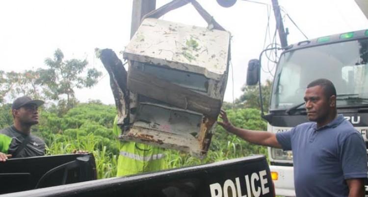Lotus Money Exchange Thief Arrested, Safe Found In Wailoku