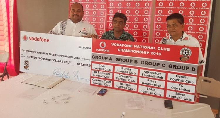 Vodafone Boosts Club Championship
