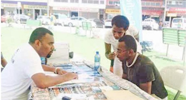 USP Hosts Enrolment Roadshow