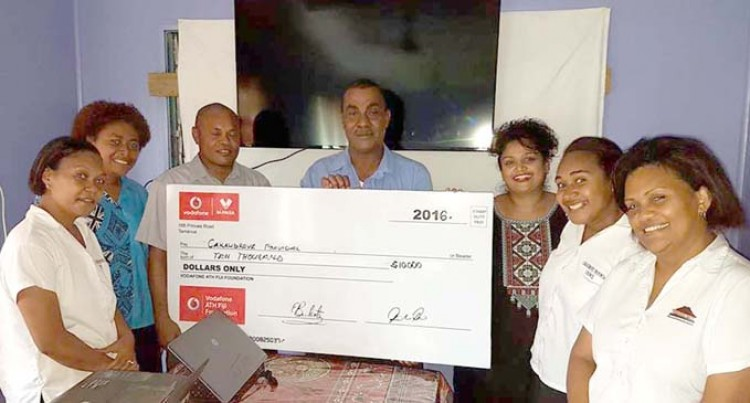 $10,000 Boost For Cakaudrove Province