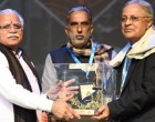 Chaudhry Honoured  In India