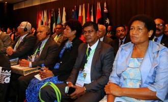 Prasad Happy to Represent Fiji at Forum