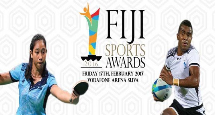 2016 Fiji Sports Awards Nominees Announced