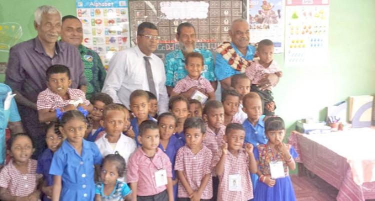 New Infant School's A Dream Come True