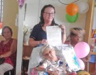 Sale Celebrates Her 100th Birthday