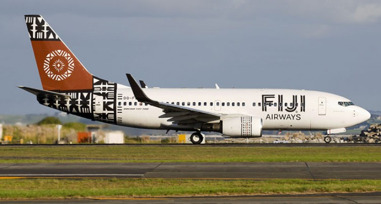 Fiji Airways Rated In Top 10