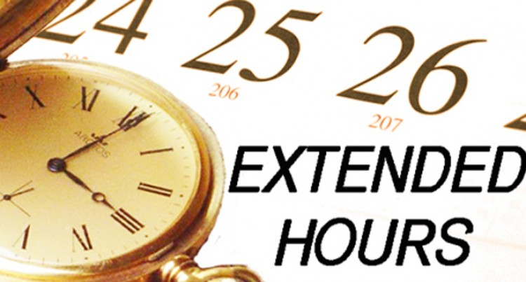 Extended Opening Hours For Births, Deaths & Marriages Registry