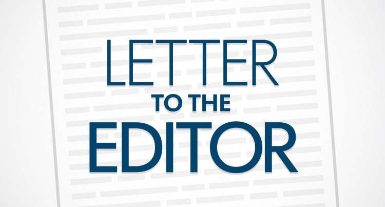 Letters To The Editor, 02 January 2017