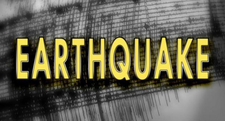 Earthquake Hits Southwest Of Nadi