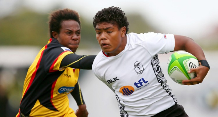 Big Moment For Fijiana 7s Forward