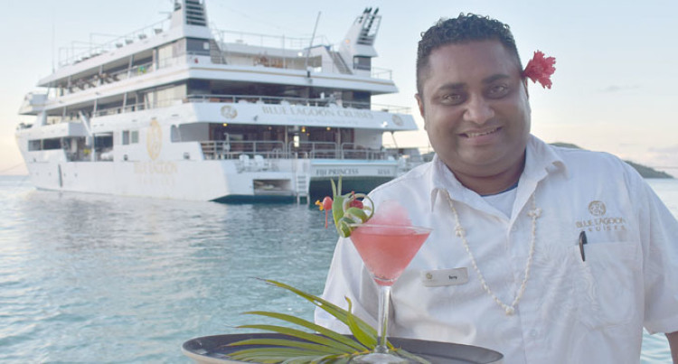 Cruising With Blue Lagoon's Tony Kali