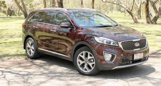 Kia Sorento – An SUV with Excellent Value, Great Looks