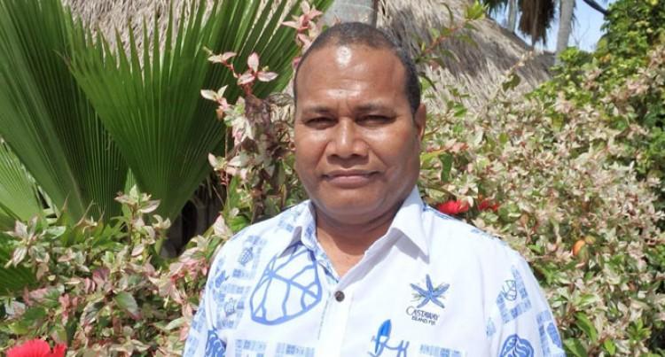 Tuleca – Castaway Fiji's New Human Resources Manager