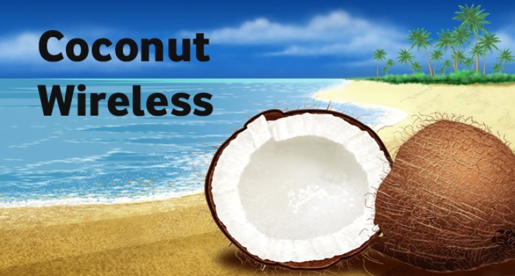 Coconut Wireless, 9th January 2017