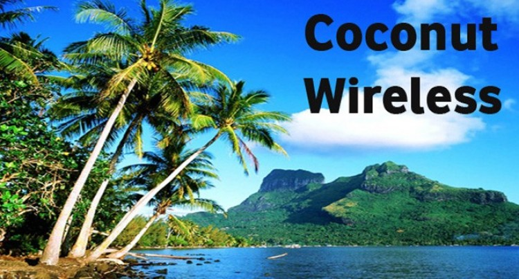 Coconut Wireless, 8th January 2017