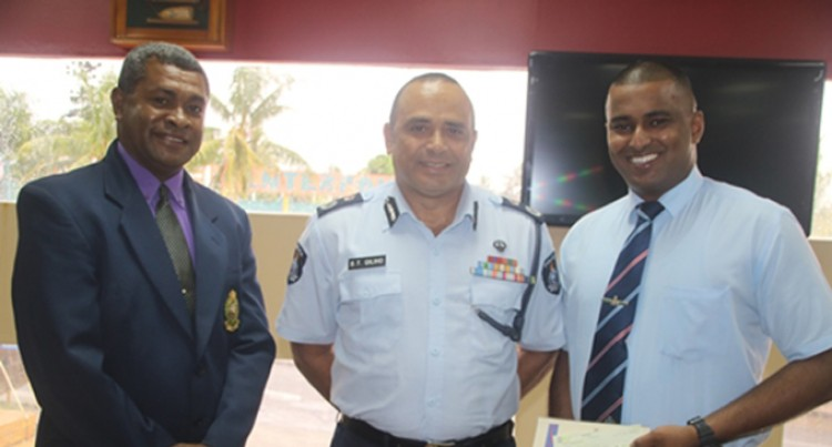 Police Officer Commended For Bravery