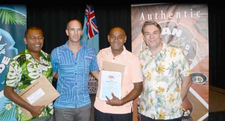Malani Scoops Fijian Host Award