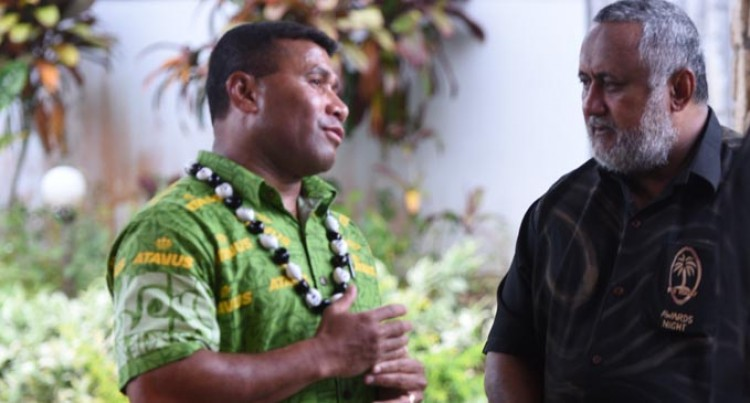 FRU Deserves Praise For Honouring Serevi