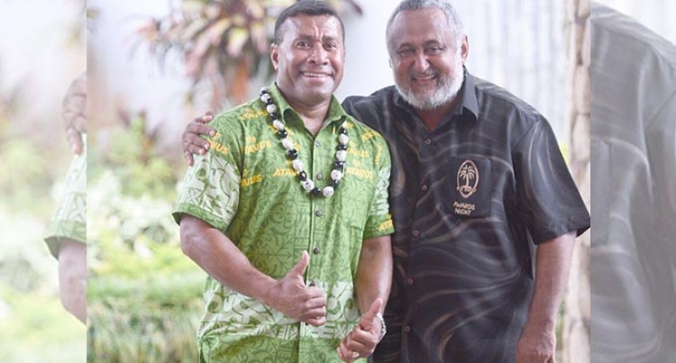 Serevi Thankful