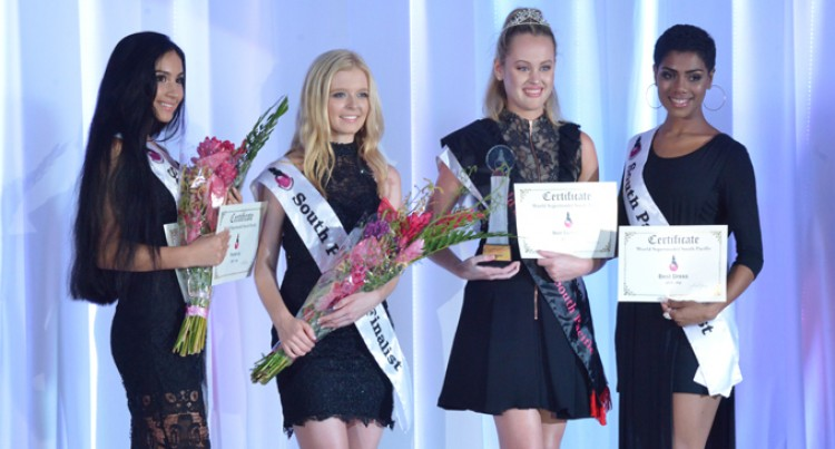 16-Year-Old Wins Crown