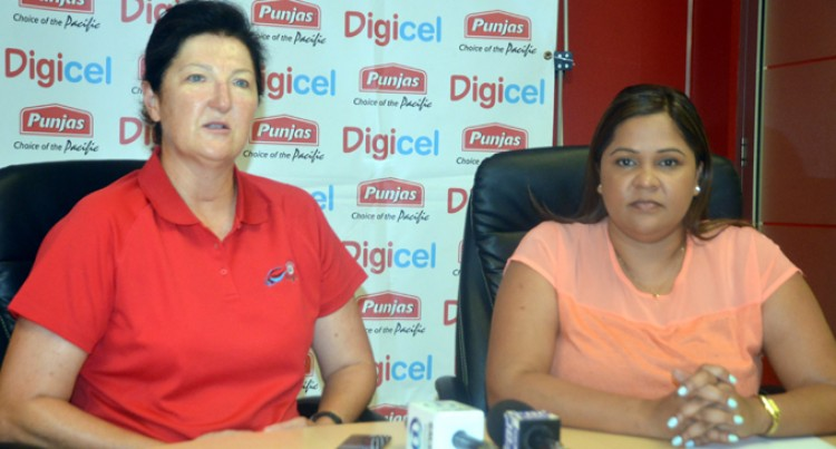 Digicel, Punjas Back Youth Netball Comp