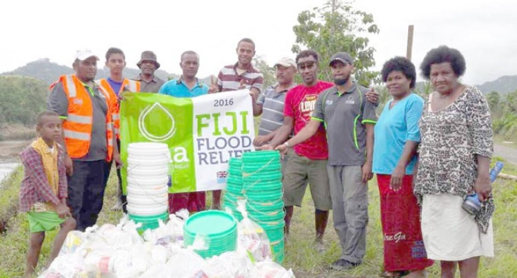 Group Gives Help Worth $1.5m