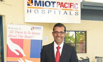 MIOT Pacific Hospital is what Fijians needed: Mohandas
