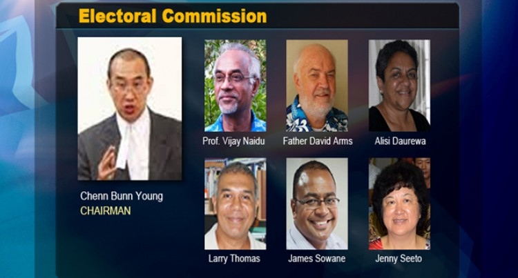Electoral Commission's Term Ends Monday