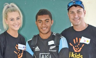 Teen Acknowledges NGO's Support