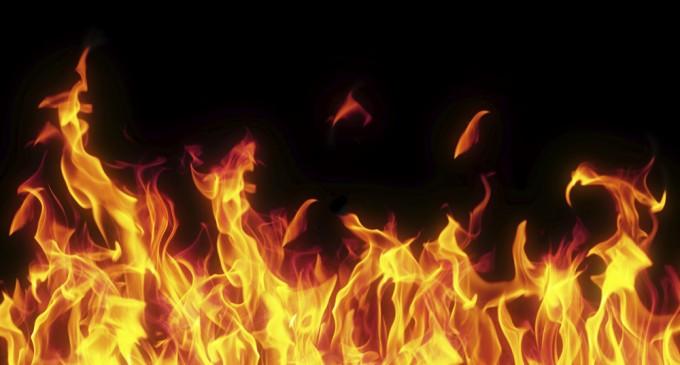 Fire at Lautoka Hospital Laundry